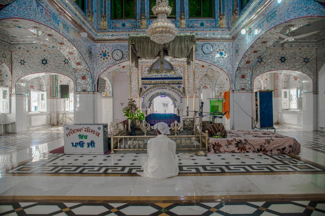 Beauty of Gurdwara Sri Panja Sahib